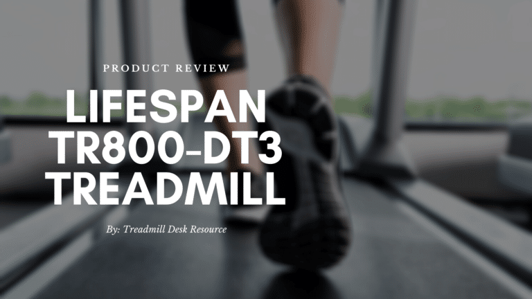 lifespan tr800-dt3 featured
